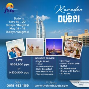 ramadan in dubai travel