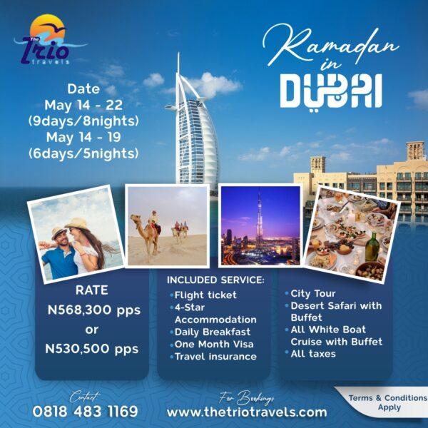 ramadan in dubai travel